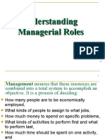 lecture 4 Managerial Roles