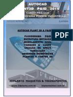 APOSTILA AUTOCAD PLANT3D & P&ID 2014