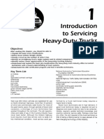 Chapter 1 (Introduction to Servicing Heavy-Duty Trucks) 1