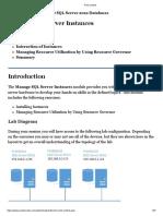 Manage SQL Server Instances.pdf
