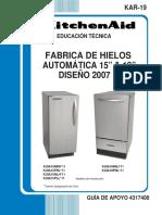 KAR-19 Fabrica de Hielos 2007  (Español)
