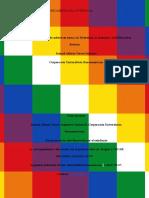 Actividad 4 - Recogiendo saberes en torno a la Diversidad, la Inclusión y las Poblaciones diversas