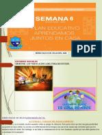 Presentación1 SEMANA 6 DEL 8 DE JULIO