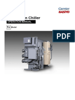 absorption chiller operation manual