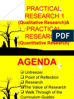 Practical Research 1 and 2