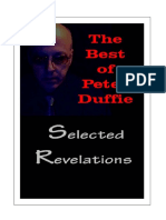 Peter Duffie - The Best of Peter Duffie Vol 6 - Selected Revelations