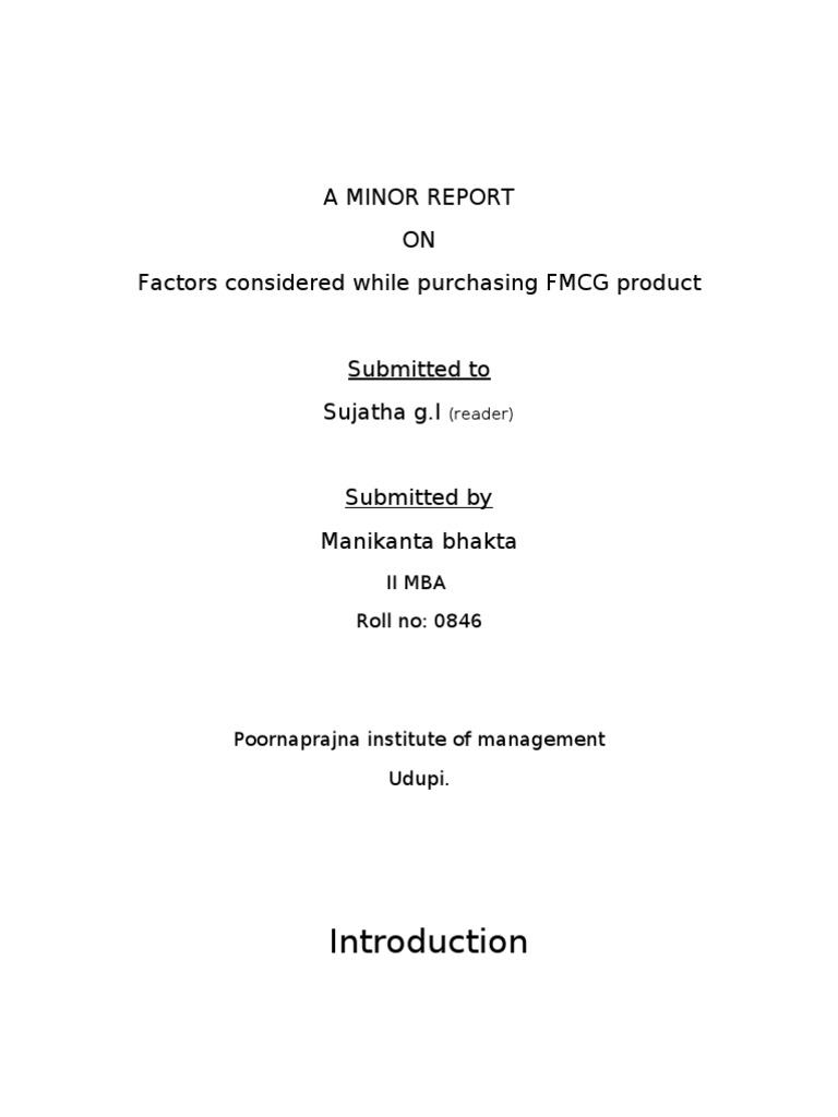 pestel analysis on fmcg industry economics essay inflation  project on fmcg
