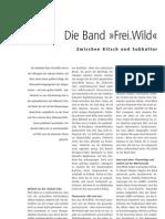 Die Band »Frei.Wild«