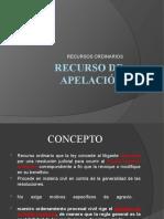 recurso de apelación- Profesor Alejandro Huberman.pptx