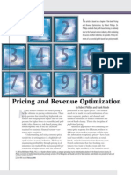 RMA Article Price Optimization