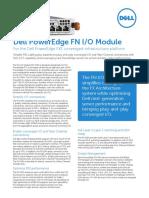 Dell-PowerEdge-FN-IO-Aggregator-Spec-Sheet