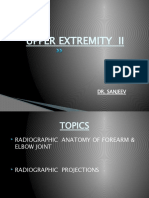 Radiography of Upper Extremity