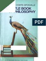 COMTE-SPONVILLE, André - The Little Book of Philosophy