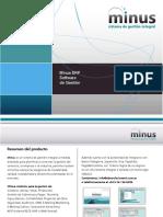 sistema de gestión integral Minus ERP Software de Gestión