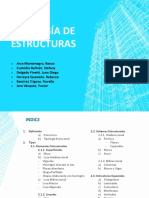 TIPOLOGÍA DE ESTRUCTURAS
