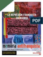 Revista mèmoria antifranquista del Baix Llobregat. Año 15. Núm 20.