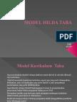 Model Hilda Taba