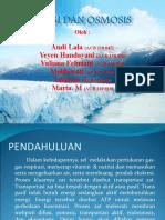 Difusi Dan Osmosis (Ppt)
