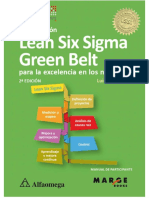 Certificación Lean Six Sigma Green Belt. Para la excelencia en los negocios. 2E_compressed.pdf