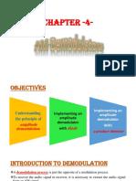 AM demodulation (Summary)
