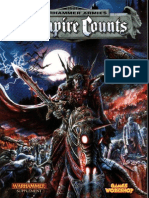 Warhammer Fantasy - 5th - Army Book - Vampire Counts