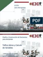 CLASE II TRÁFICO AÉREO Y OBTENCION DE VARIABLES
