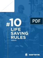 10 Life Saving Rules Manual