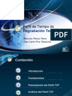 Registro TDT