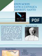 RENOVACION CARISMATICA CATOLICA EN EL ESPIRITU SANTO10