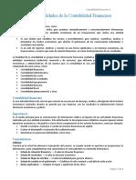1.1. Generalidades de la Contabilidad Financiera
