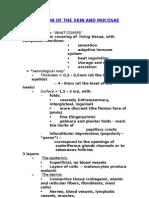 Examination of the Skin and Mucosae