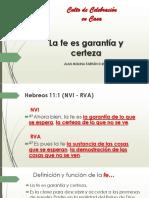 La fe es garantía y certeza.pdf