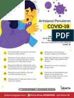 Antisipasi Penularan COVID19