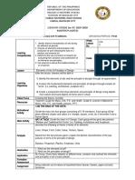Lesson Guide ARTSQ1L1