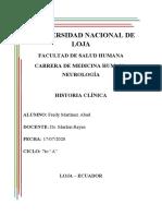 Historia-Clínica-Neurologia