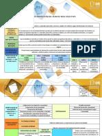 Fase 3_Matriz Proyeccion_Yenny Gamba