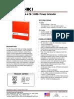 PE-xSN Series Cutsheet_12-2013