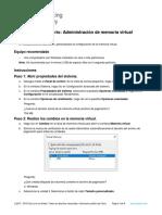 Administración de memoria virtual 4.0