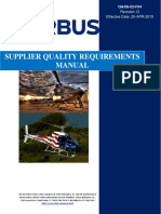 Supplier Quality Reqmts Manual