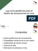 Fundamentos Geotecnicos para el Dise%f1o Minero Modulo