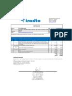 COT-09072020-0 Codecs IP MERCURY3 AEQ y enlaces
