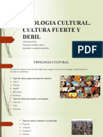 TIPOLOGIA CULTURAL