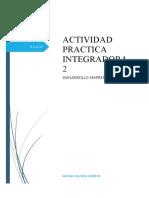 API 2 Desarrollo Emprendedor