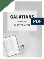 Galatians - Joyce Meyer