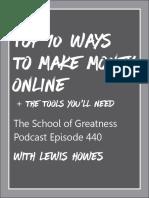 Top 10 Ways to Make Money Online.pdf