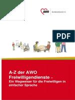 A-Z-der-AWO-freiwilligendienste-in-einfacher-Sprache