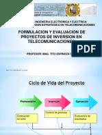 Clase 2  Formulacion de proyectos
