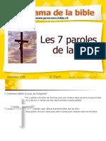 Jesus7ParolesCroix