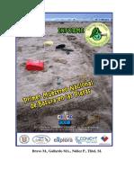 2008 - Informe 1er Muestreo Nacional de la Basura en las Playas