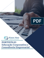 Know How - Portfólio de Serviços - Rev 01